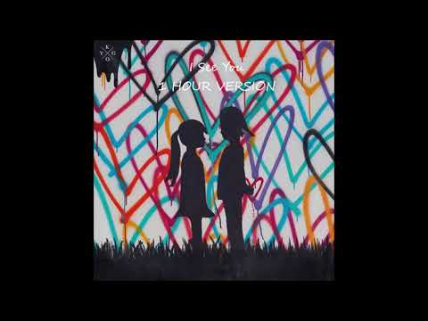 Kygo Ft  Billy Raffoul - I See You (1 HOUR VERSION)