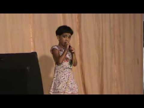malayalam light music sung by daksha (pandu paadiya)