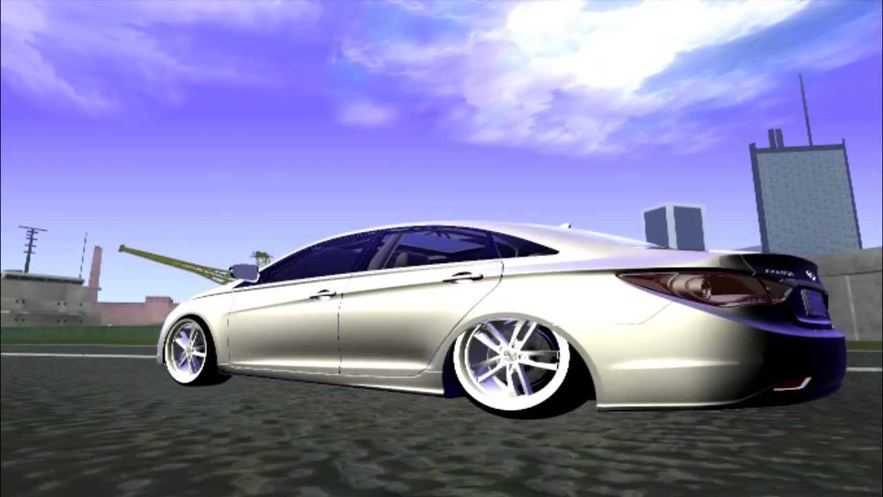 Gta Sa Hyundai Sonata 2011 Youtube