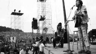 John B. Sebastian - Rainbows All Over Your Blues (Live at Woodstock 1969)