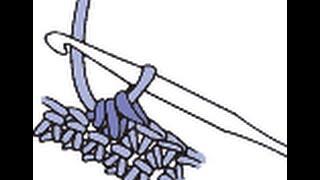 crochet how to decrease