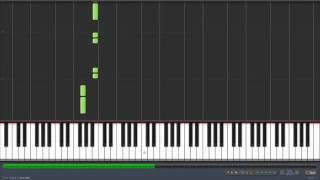 Young, Wild and Free-Snoop Dogg ft. Bruno Mars (Synthesia)