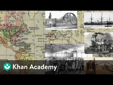 Industrialization and imperialism | World History | Khan Academy