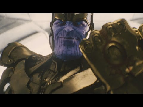 Thumbnail: Avengers: Infinity War Footage Reaction - D23 2017