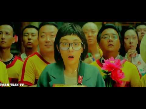 Nàng Ngố Gặp May 2016   Phim Võ Thuật, Siêu Hài Hước