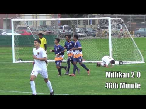 High School Boys' Soccer: Cabrillo vs. Millikan
