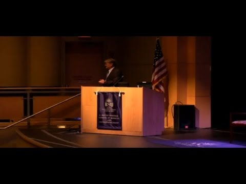 Distinguished Lecture Series - Dr. Guy Harvey - September 23rd, 2014