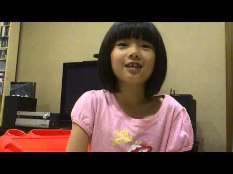 Cute Indonesian girl speaks Chinese/Mandarin