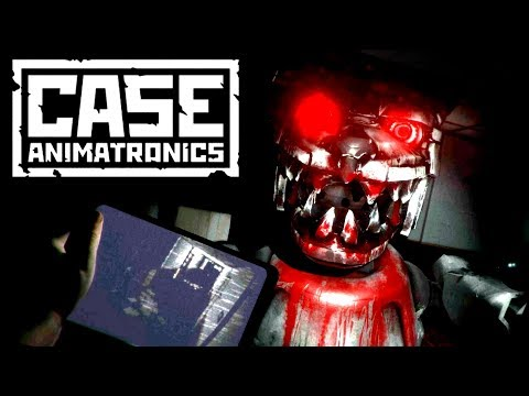 CASE: Animatronics - Horror game! (Android) Gameplay Ultra Graphics HD