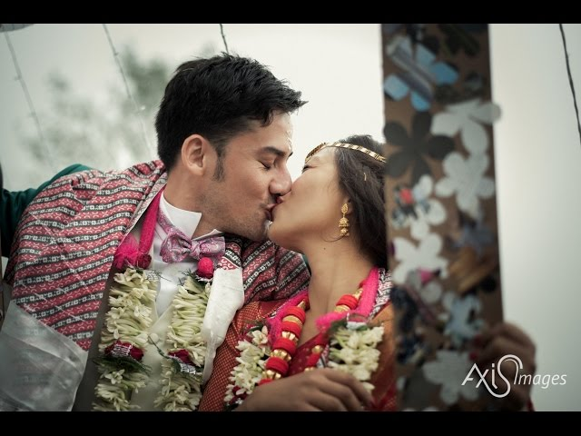 Eli + Greg Wedding Highlights ● Darjeeling ● Cinematic Wedding Video ● Axis Images