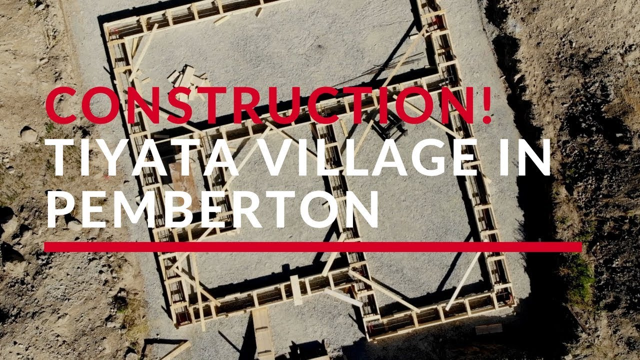 Home Construction at Tiyata Village! // Pemberton Real Estate