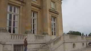 ヴェルサイユ宮殿 プティ・トリアノン