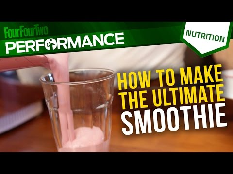 How To Make The Ultimate Smoothie | Elite Sports Nutrition