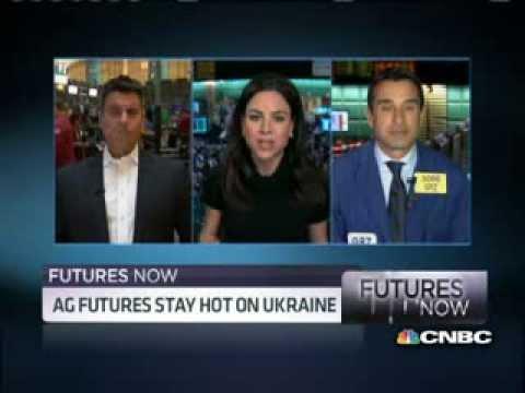 ukraine uncertainty hits grains