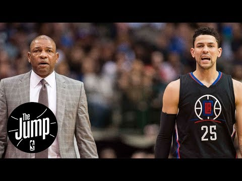 Was Doc Rivers' Favoritism Towards Son Reason Chris Paul Left Clippers?   The Jump   ESPN