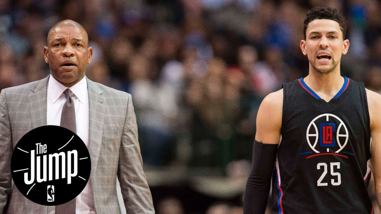 Doc Rivers Says Chris Paul Left Clippers to Play with James Harden