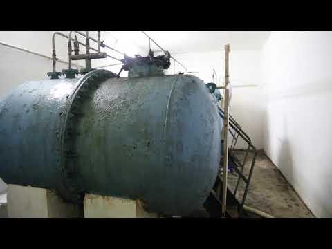 Moldova Cricova Wine cellar Production site / Moldavie Cricova Cave à vin Site de production