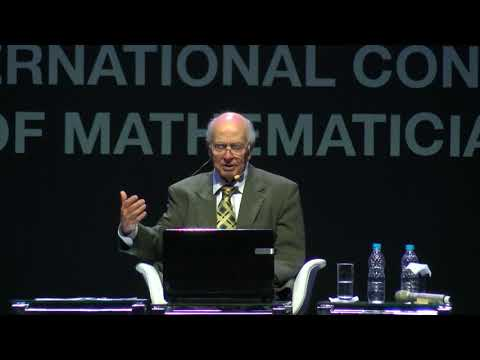 Abel Lecture — The future of mathematical physics: new ideas in old bottles — M. Atiyah — ICM2018