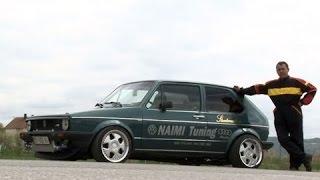 Golf 1-shi i Naim Gjoshit, shkon 320 kilometra në orë