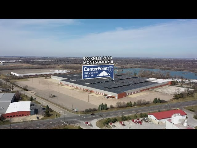 CenterPoint Properties – 900 Knell Montgomery, IL