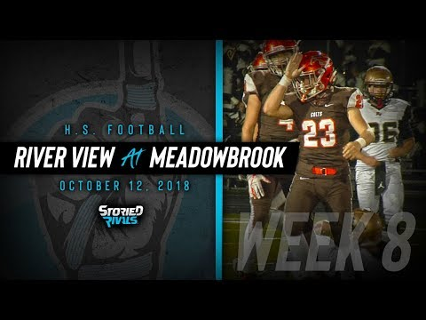 HS Football | River View at Meadowbrook [10/12/18]