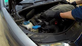 VW TOURAN 1.9 TDI PD Пропала мощность после замены ремня ГРМ. #92