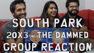 South Park - 20x3 The Dammed - Reaction Review
