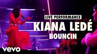 Kiana Ledé - Bouncin (Live) | Vevo LIFT Live Sessions ft. Offset