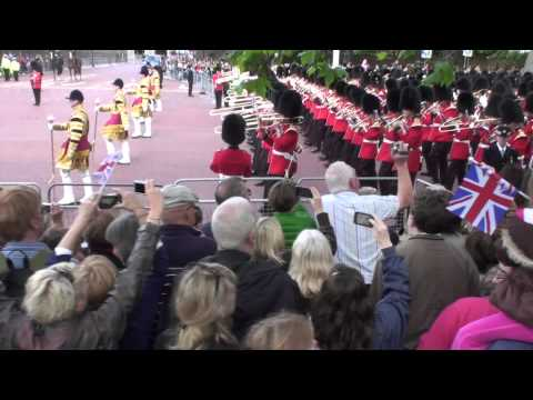 Trooping the Colour 2012: Namur