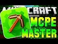 Minecraft Launcher The MCPE Master