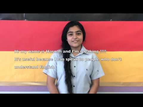 European Day of Languages video Quiz 2016