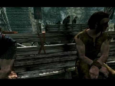 Skyrim Gameplay HD - Journal de Wisp #1