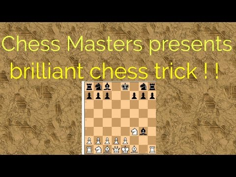 Brilliant  chess trick | checkmate in only 6 moves | birds opening