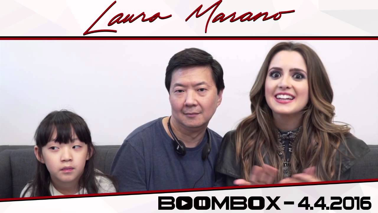 Laura Marano and Ken & Zooey Jeong - Boombox [TEASER #1 ...