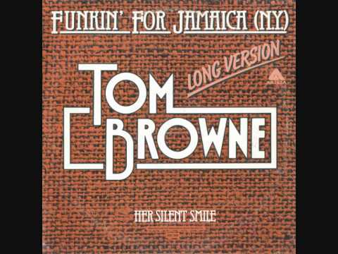 Tom Browne  -  Funkin' For Jamaica