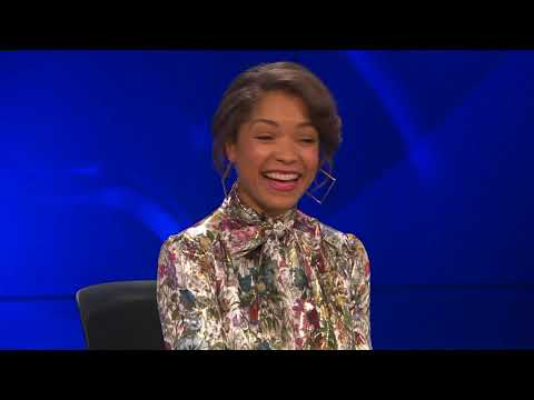 "Antonia Thomas Talks TV s ""The Good Doctor"" & ""Lovesick"""