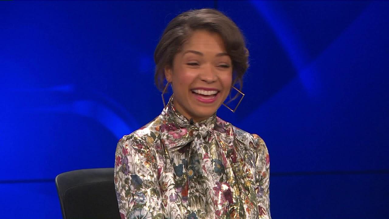 "Antonia Thomas Talks TV Shows ""The Good Doctor"" & ""Lovesick"""