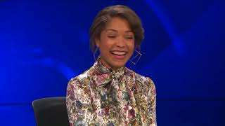 "Antonia Thomas Talks TV Shows ""The Good Doctor"" & ""Lovesick"""