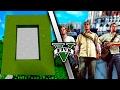 Minecraft Como hacer un portal a la dimension de GTA V | PORTAL DE MICHAEL, TREVOR Y FRANKILN