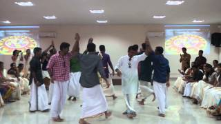 thiruvathira and dance by fmsb boys