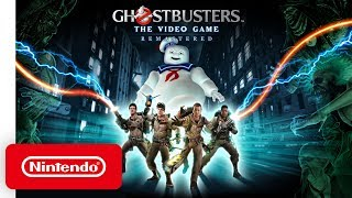 Ghostbusters: The Video Game Remastered - Launch Trailer - Nintendo Switch