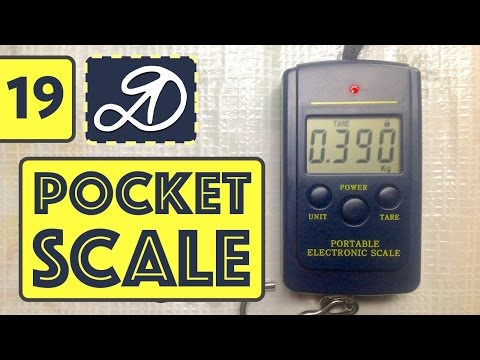 Electronic Scale. Review Cheap Pocket Scales In China. Parcels AliExpress (19)