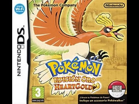pokemon heart gold no gba