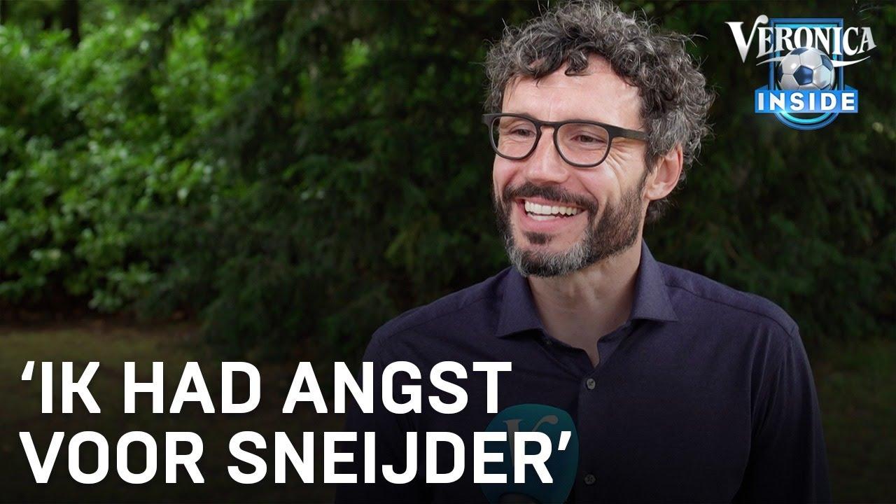 Van Bommel: 'Ik was natuurlijk zwaar irritant en had angst voor Sneijder' | VERONICA INSIDE