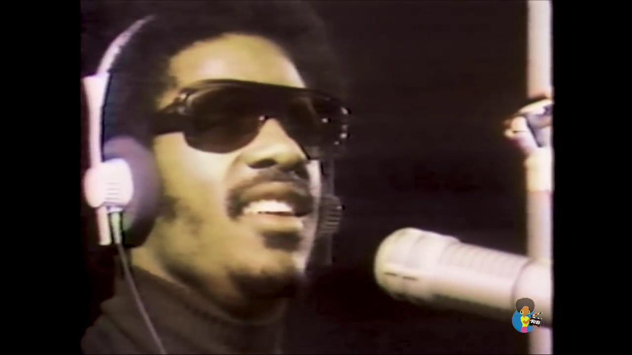 Stevie Wonder - Innervisions on Flipside TV (1973)