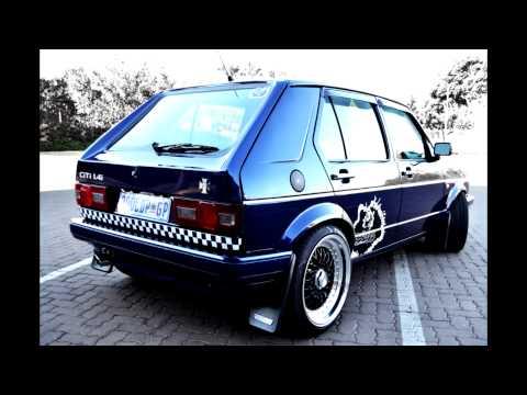 276 Cam Volkswagen Citi Golf 1400i (Badass Kustoms