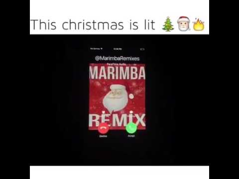SANTA RINGTONE WILL BURN YOUR HEART- SEXIEST RINGTONE ALIVE- COOLEST MARIMBA REMIX- BEST RINGTONE 16