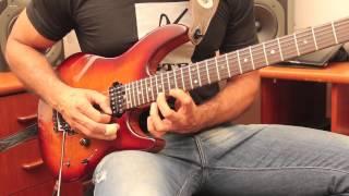 Marcelo Barbosa - Lição Especial Guitar Player Brasil 205 - Maio 2013