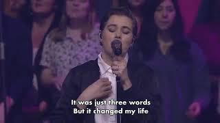 Hillsong church - Jesus loves me
