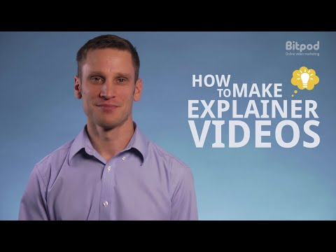 How to make explainer videos - Video marketing for business #6